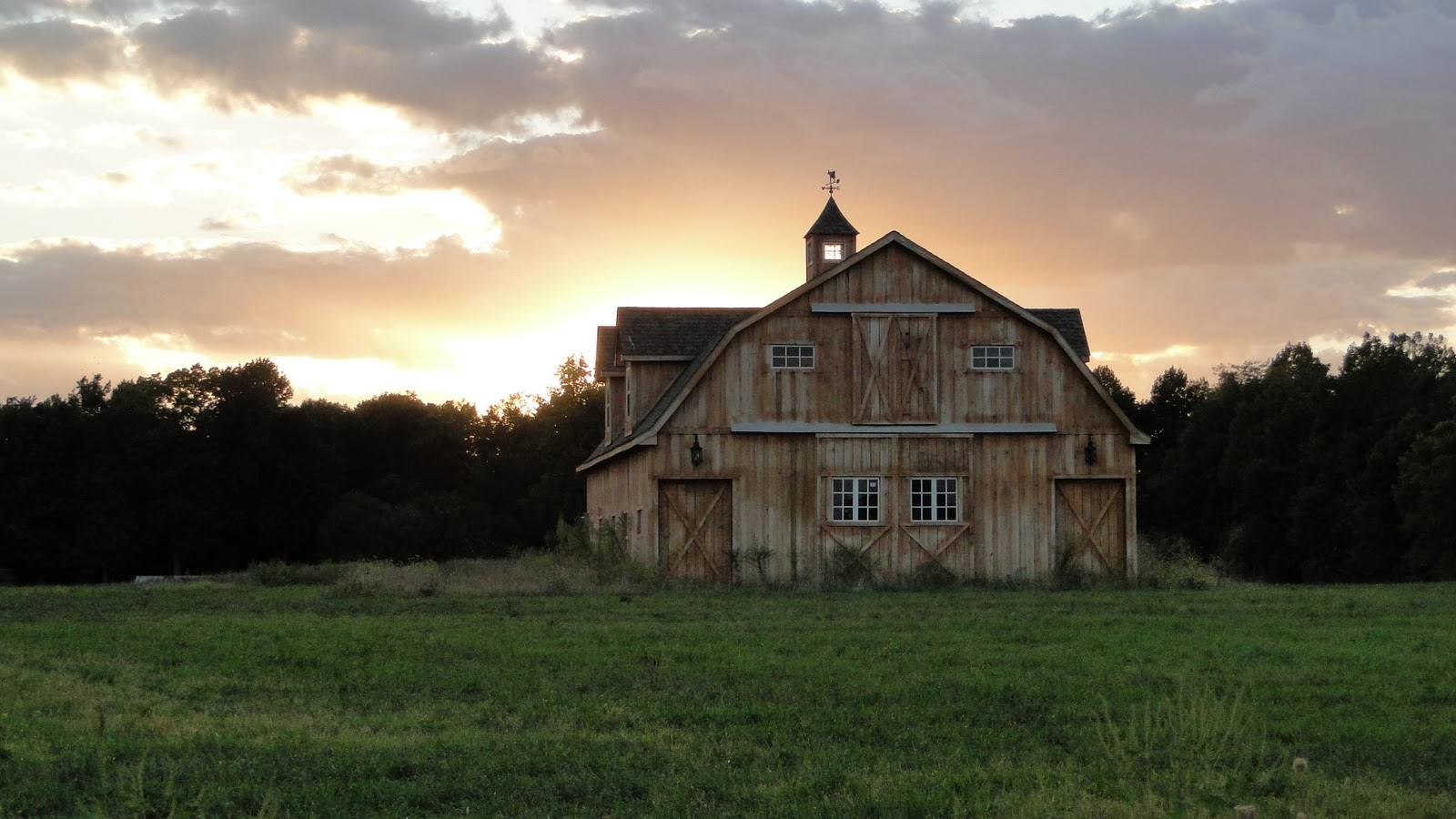 life at the blue rock ranch: beautiful barns of indiana