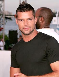 Ricky Martin is gay?