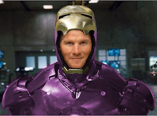 Iron Man Brett Favre