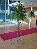 Hiasan Tiang Bunga 1