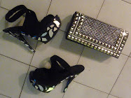 CUSTO .THE MIRROR SHOES
