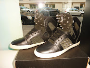 SPIKED SUPRAS
