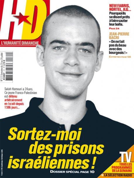 citoyen français injustement incarcéré en Israël