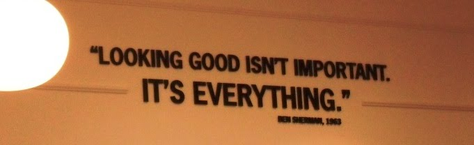 Clothing store mottos