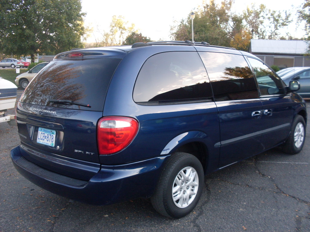 luisrideauto: 2002 Dodge Grand Caravan Sport, fully loaded ...