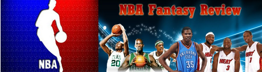 NBA Fantasy Review