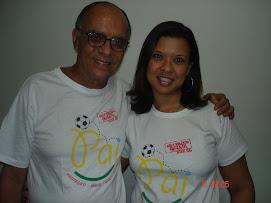 Ana flávia e seu pai