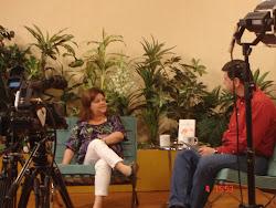 Entrevista programa de tv