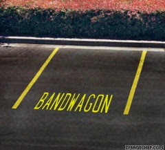 'bandwagon' parking space