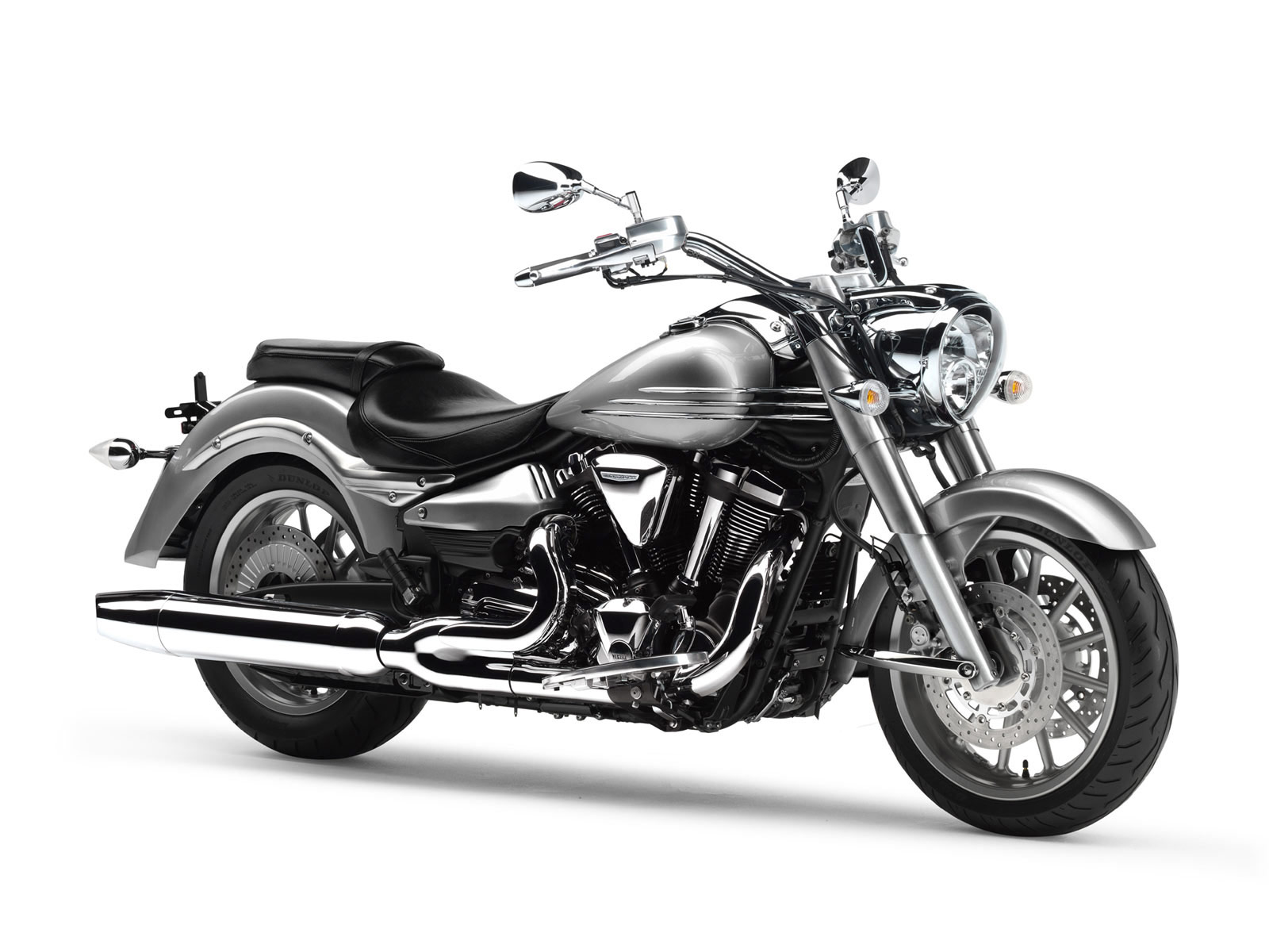 Yamaha Xv 1900 A Midnight Star 2007 Pictures