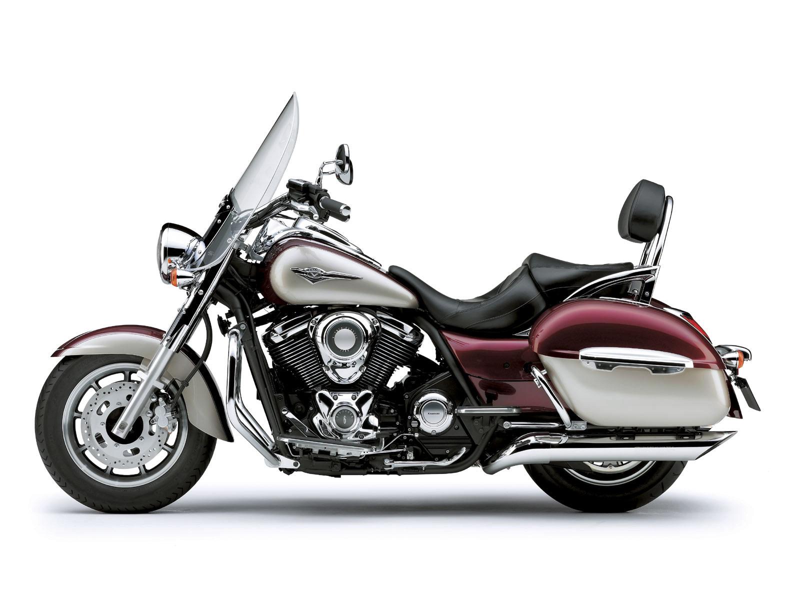 Gambar Motor Kawasaki Vn1700 Classic Tourer 2009