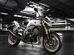 YAMAHA FZ8 (2011) Motorcycle, general information, review and specifications