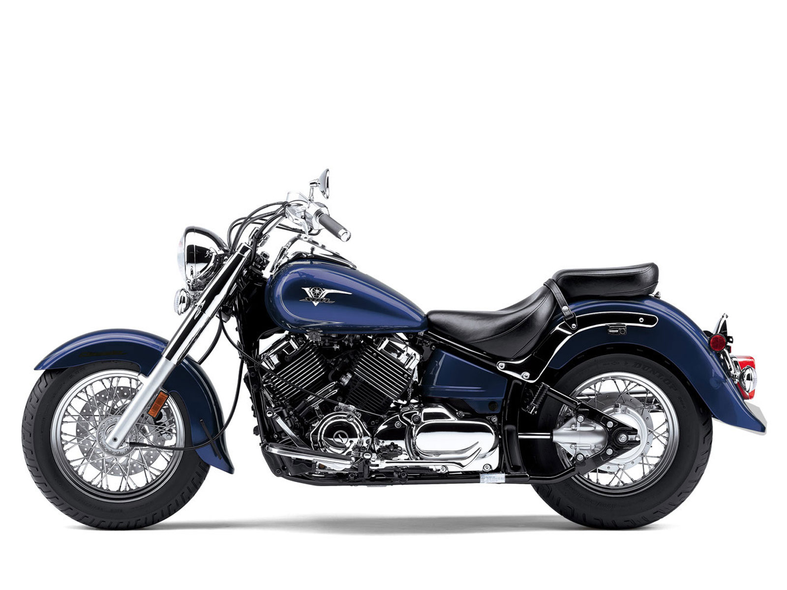 Lenght Of Yamaha V Star