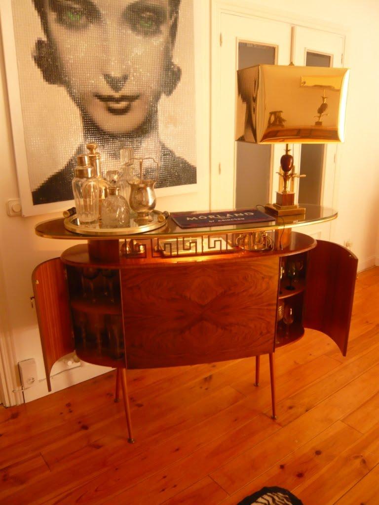 Vinitomia mobles de coktail vintage - Mobles vintage barcelona ...