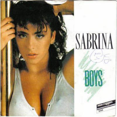 Pornostar Sabrina
