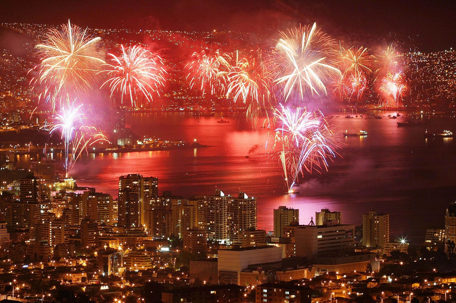 New Years Eve San Francisco 2014