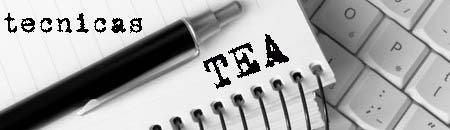 técnicas TEA