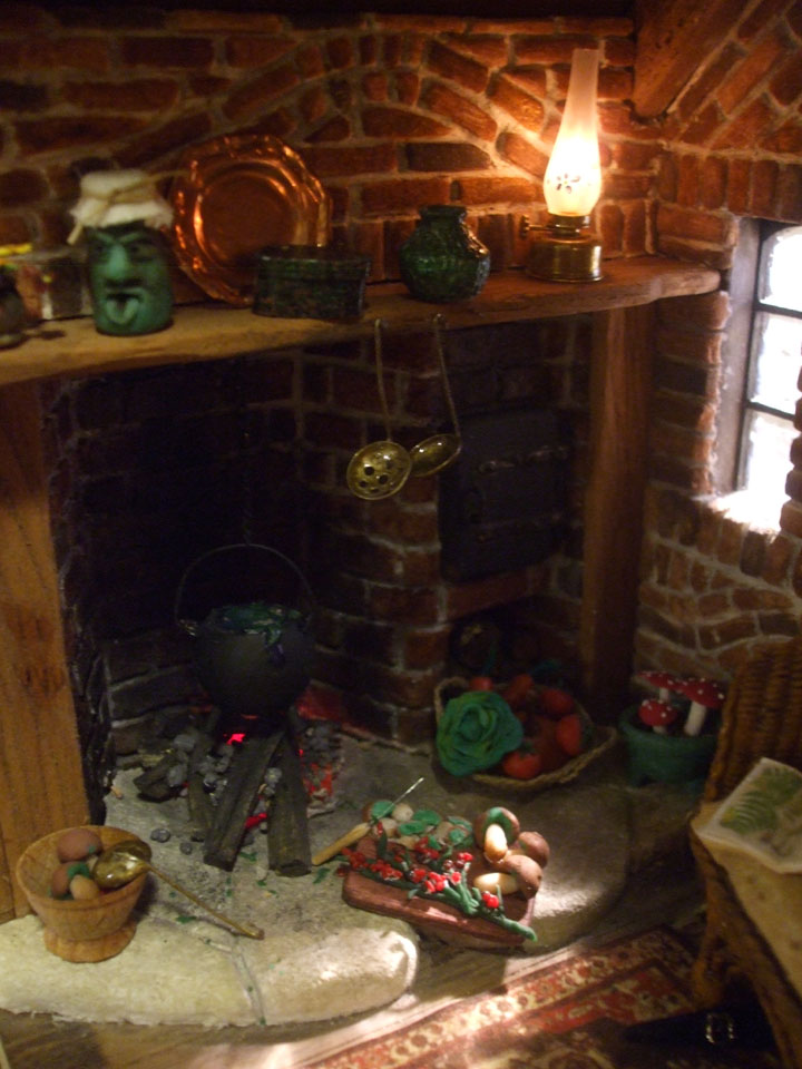 The Witch S Cottage