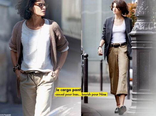 Ines De La Fressange 39 S Style Guide Disneyrollergirl