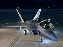 VIDEO: CONOCE LOS DETALLES E INTERIORES DEL F-22 RAPTOR