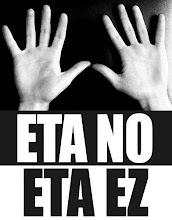 NO A LA ETA