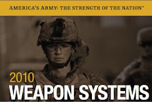 US Land  Warfare Systems 2010 Army Weapon Systems