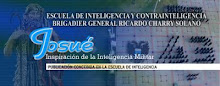 "ESCUELA DE INTELIGENCIA Y CONTRAINTELIGENCIA BG. ""RICARDO CHARRY SOLANO"""