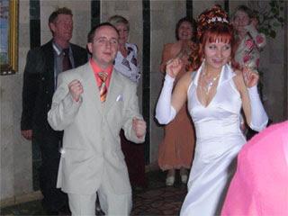 Пришло время танцам