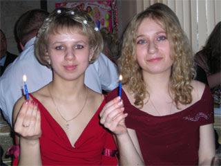 Надя и Маша
