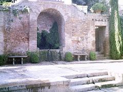 El Partal, en la Alhambra