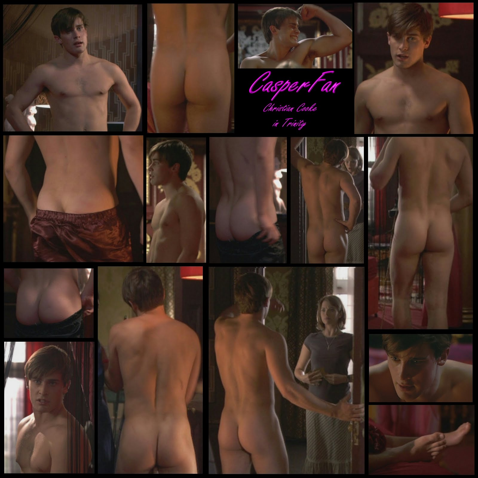 A DVD rip of all his nude scenes from Trinity!