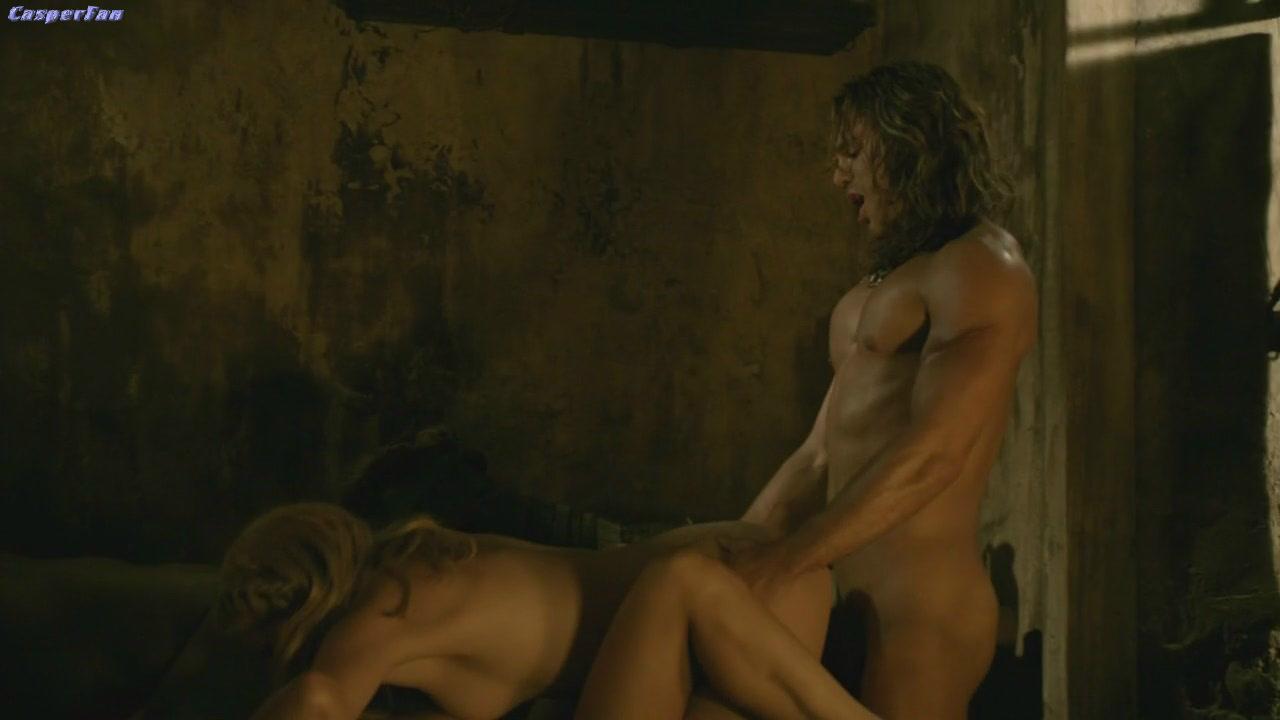 Порно актрисса из сериала спартак кровь и песок
