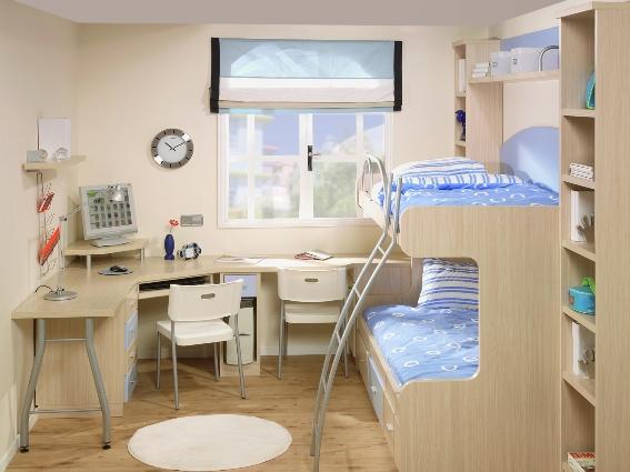 Tienda dormitorios juveniles decoraci n integral para tu - Literas a medida madrid ...