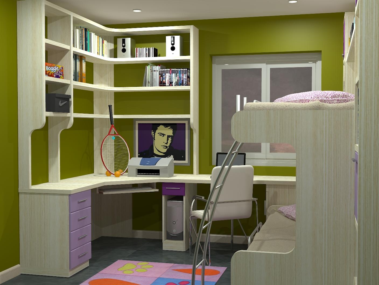 Tienda dormitorios juveniles decoraci n integral para tu for Camas en alto juveniles
