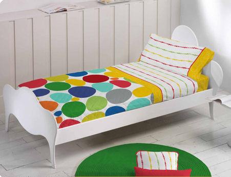 Muebles juveniles dormitorios infantiles y habitaciones - Textil dormitorio ...