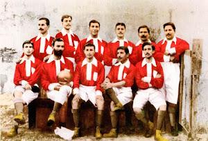 1ª EQUIPA - 1904