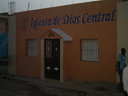 IGLESIA DE DIOS CENTRAL