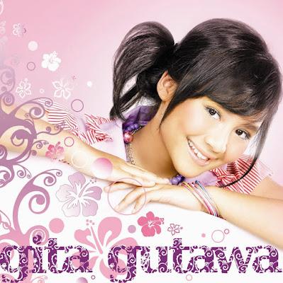 FOTO CANTIK : Menikmati Kecantikan Gita Gutawa