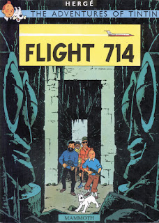 Tintin : Flight 714