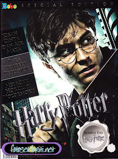 Majalah Bobo Special Edition - Harry Potter