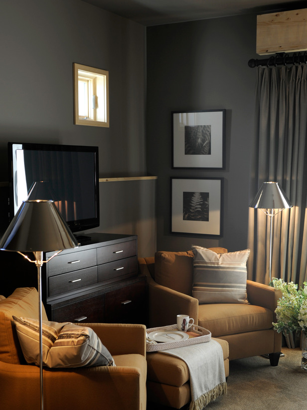 Rustic Maple Living Room Design Ideas Needed