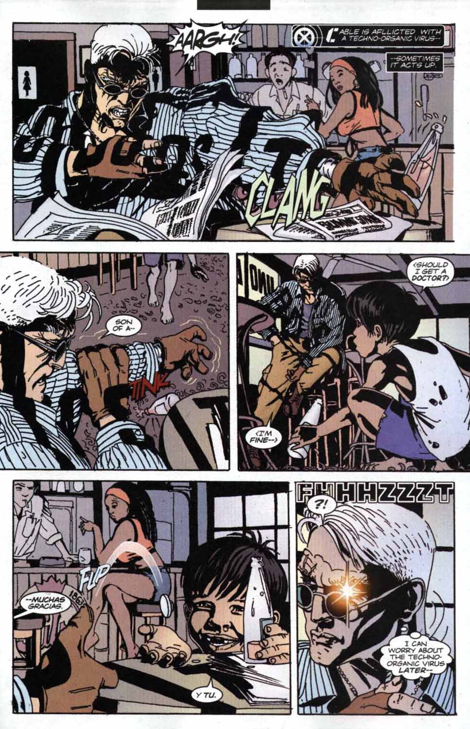 Cable (1993) 97 Page 6