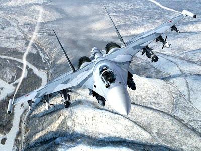 6+Su 37+Terminator Pesawat Tempur Tercanggih Di Dunia