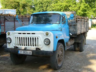 Yambol Log Truck