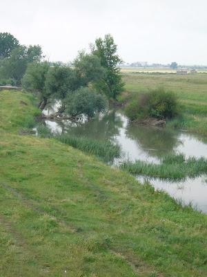 Yambol Tundzha River