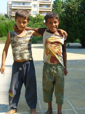Gypsy Beggars