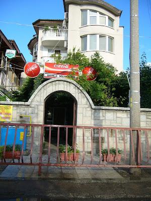Yambol's Mercury Hotel