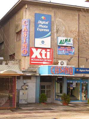 One of Many Casinos in Yambol