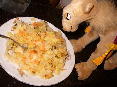 Salads Galore for Kamila