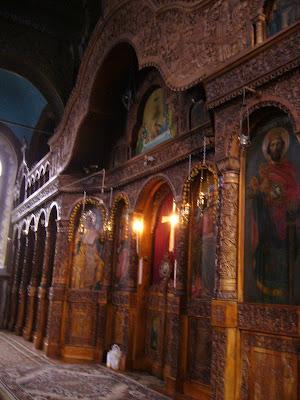 St Nikolai's Church - The Interior